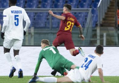 Europa League: Roma-Gent 1-0