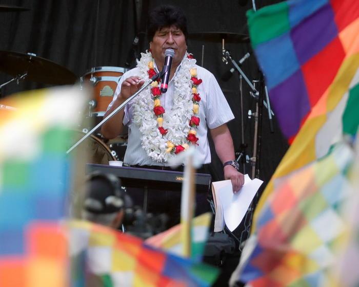 Bolivia:Corte boccia candidatura Morales