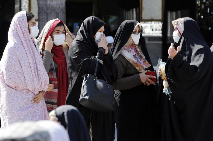 Coronavirus: due morti in Iran