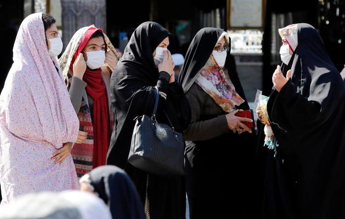Coronavirus: due morti in Iran