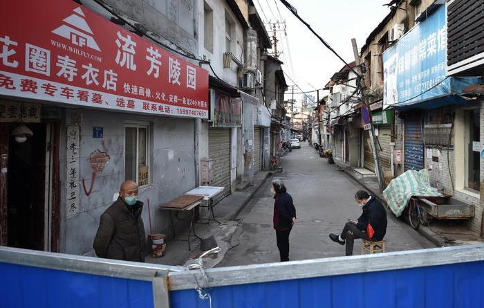 Virus: Cina, altri 508 casi e 71 morti
