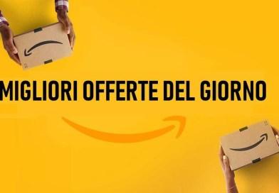 No IVA Mediaworld, buoni Unieuro e le migliori offerte Amazon del giorno