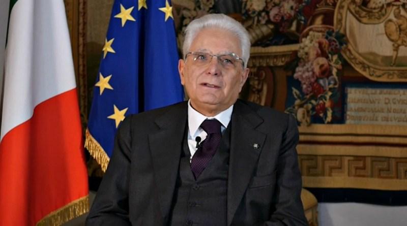 """Mattarella dopo l'intervento disastroso della Bce: """"Europa sia solidale e non ostacoli l'Italia"""