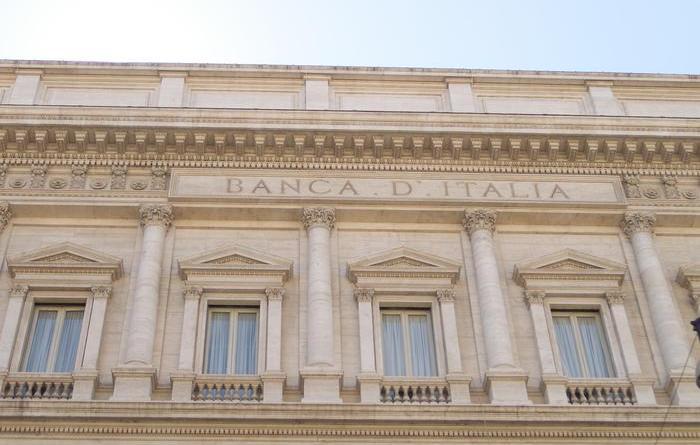 Bankitalia: utile 8,2mld, a Stato 8,9mld
