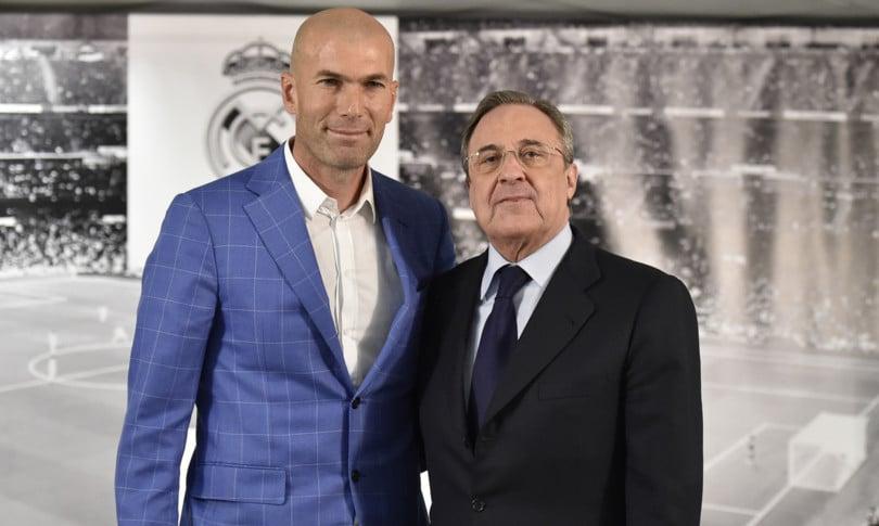 """Florentino Perez: """"La Super League salverà tutti i club"""""""