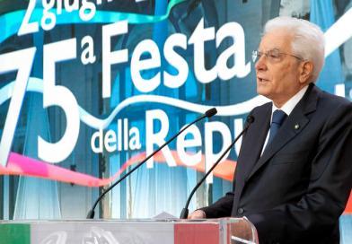 2 giugno: Mattarella: 'Come nel '46 adesso costruire il futuro' – Politica