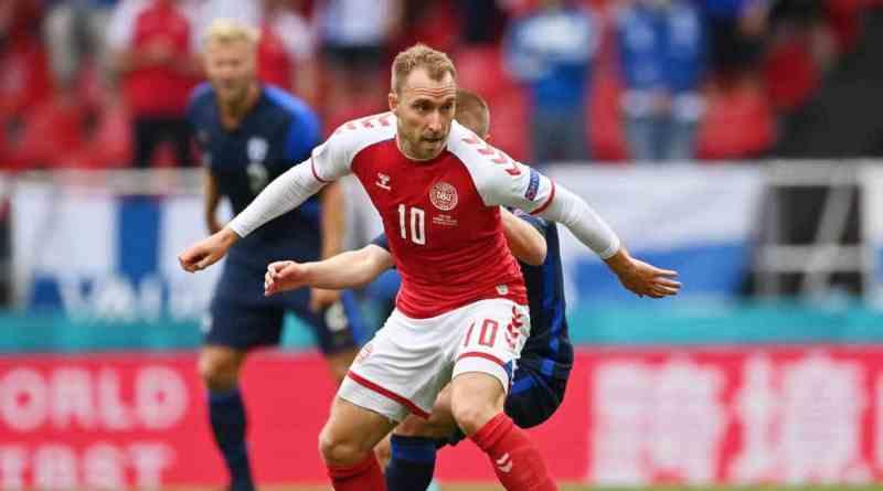 Euro2020, Eriksen si accascia a terra in Danimarca-Finlandia