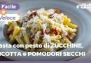PASTA con PESTO di ZUCCHINE, POMODORI SECCHI e RICOTTA SALATA! – Delizioso e veloce!!! ???? – YouTube