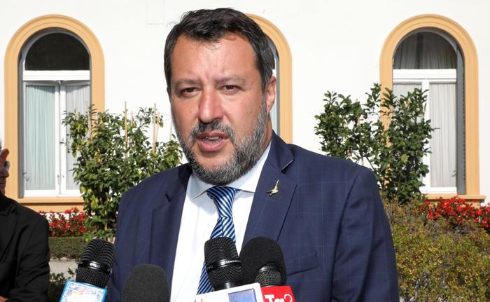 Salvini: 'Una centrale nucleare in Lombardia? Nessun problema' – Politica – ANSA