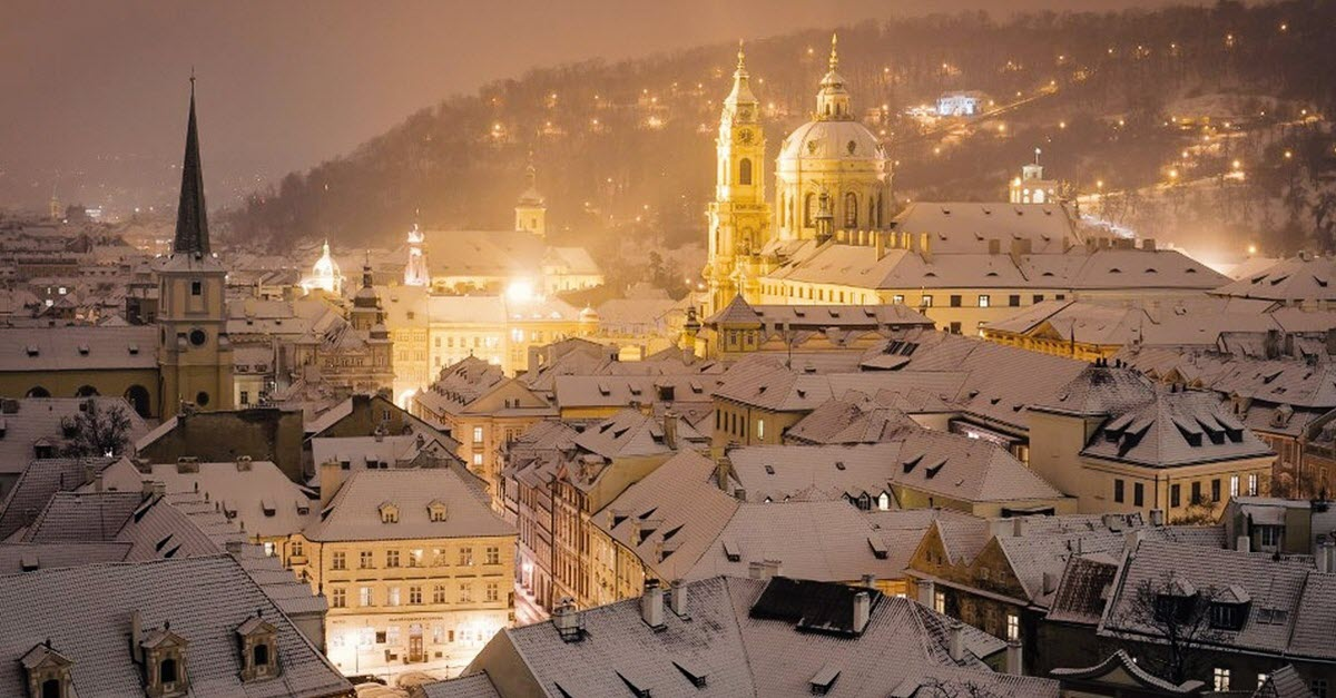 Amazing Photographs Of The Czech Republic That Will Make