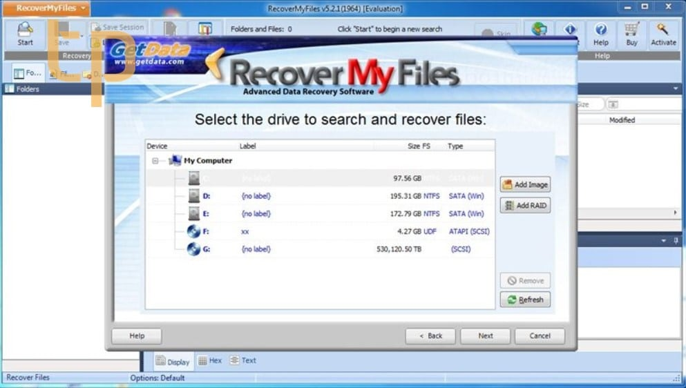 Recover my files 2
