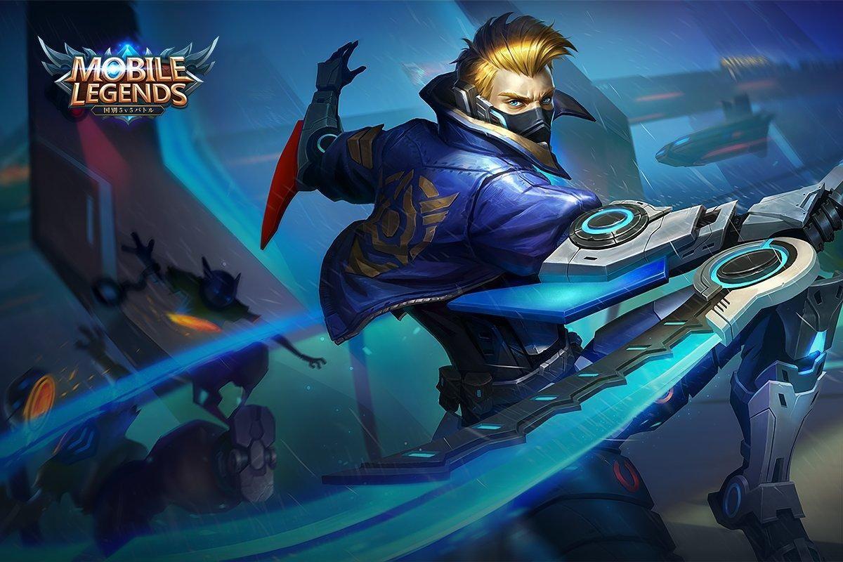 Future Enforcer Skin Mobile Legend