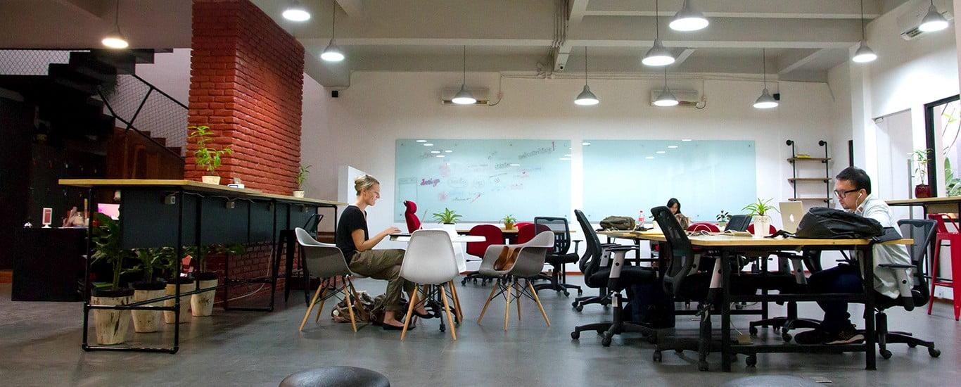 Tierspace Coworking Space Jakarta