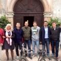 Consegna petizione al Sindaco di Trento