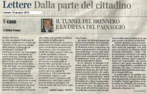 Lettera Corriere Fogato