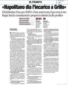 0927_Napolitano dia l'incarico a Grillo