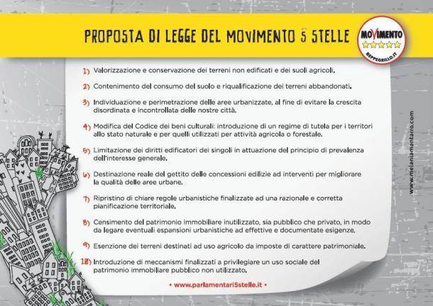 proposta di legge_stop al consumo di suolo