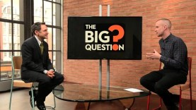 Dr Aaron Turner on The Big Question