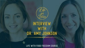 Interview with Dr.Amy Johnson