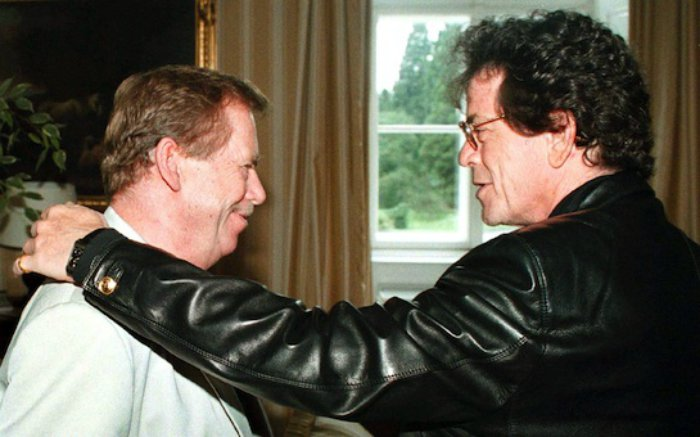 Vaclav-Havel-and-Lou-Reed