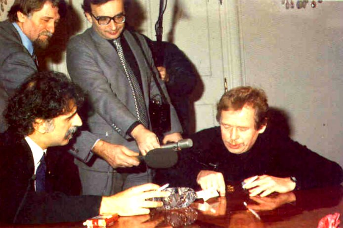 Vaclav-Havel-and-Frank-Zappa-Together