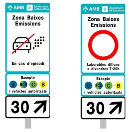 Automóviles 3darc : coches de segunda mano, coches seminuevos y de ocasión. Restricciones de tráfico en Barcelona