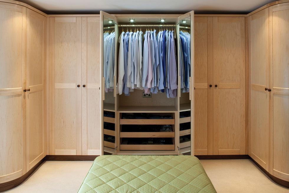 Treskes Rosedale Fitted Bedroom Furniture And Wardrobes