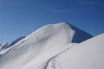 Il Pizzo Meriggio 2358 m.