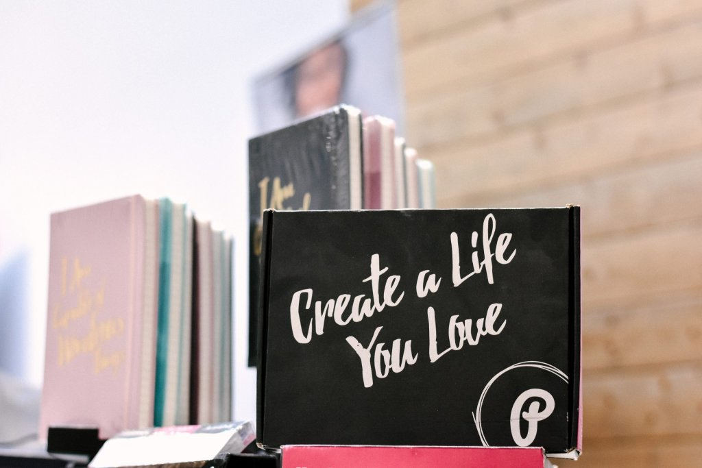 create a life you love image
