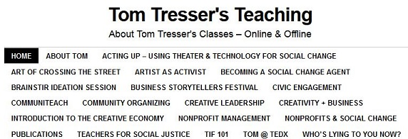Tom's Teaching