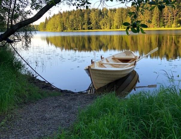 Båten til Elghytta