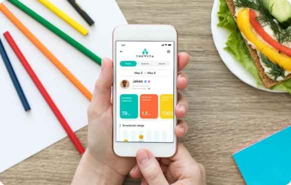 TreVita Wellness App Subscription