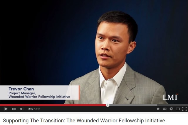 Supporting The Transition: The Wounded Warrior Fellowship Initiative