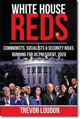 White House Reds, Author Trevor loudon