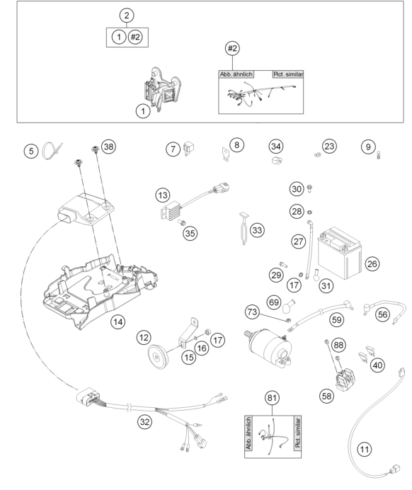 Browse Husqvarna 4000 Wiring Diagram Everything You Need To Know