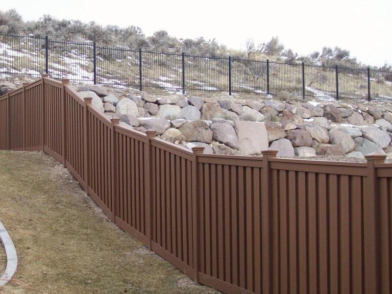 trex fencing
