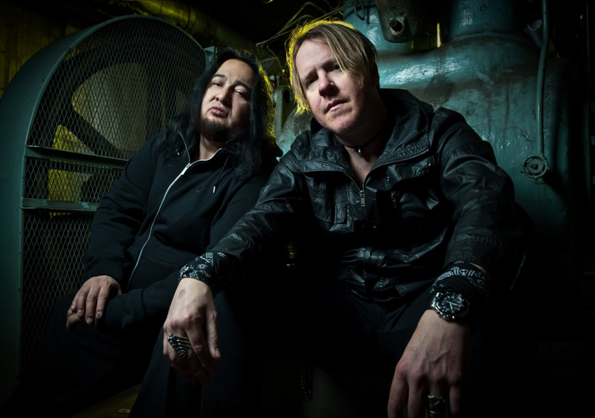 Burton C. Bell (FEAR FACTORY) en studio pour un nouveau ASCENSION OF THE WATCHERS