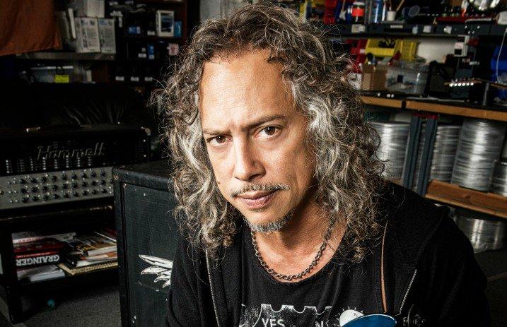 Kirk Hammet de METALLICA sur le nouveau MICHAEL SCHENKER FEST