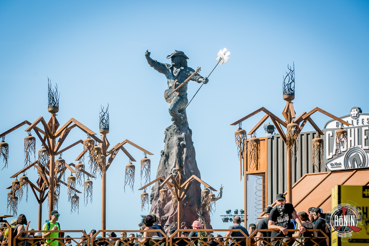 Le Replay du reportage au HELLFEST par Quotidien