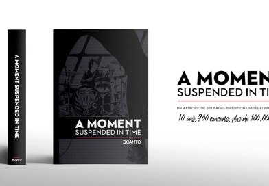 Concours :  A MOMENT SUSPENDED IN TIME par Eric Canto