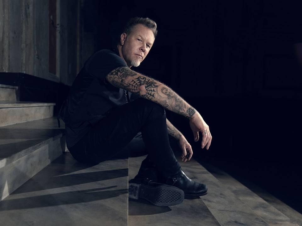Le retour de James Hetfield (METALLICA) sur scène en vidéo