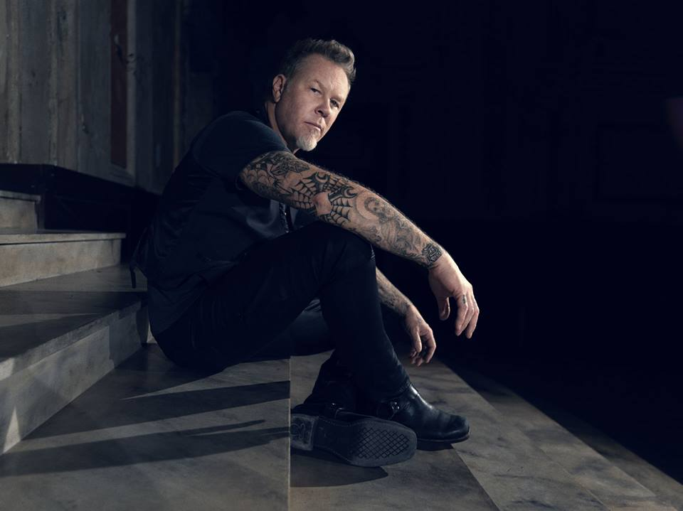 James Hetfield de METALLICA reprend GHOST