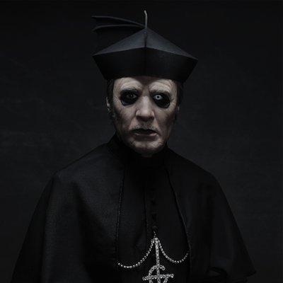Une vidéo du premier concert de GHOST avec le Cardinal Copia