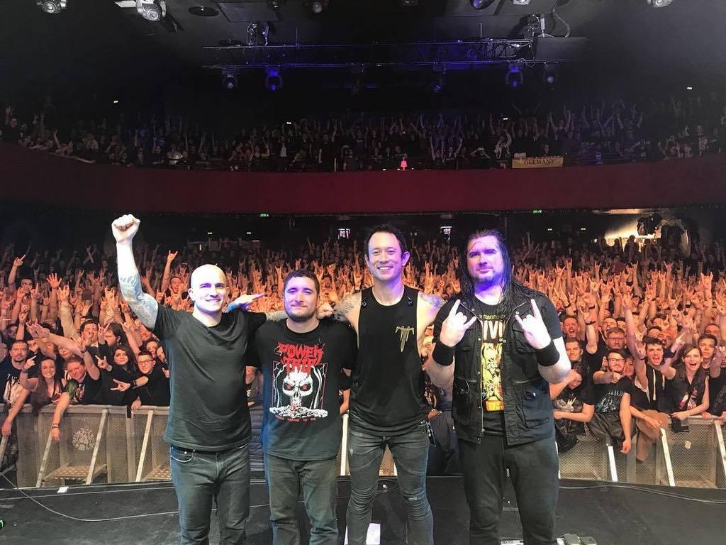 Live Report : TRIVIUM au Bataclan (Paris) 2/2