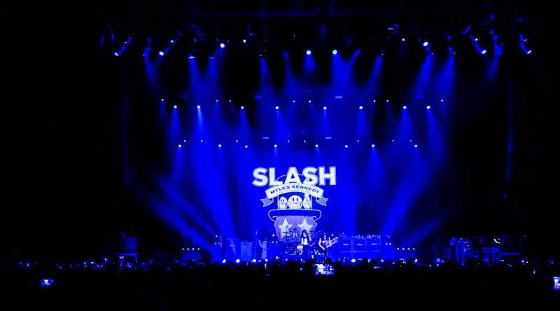 Live Report: SLASH feat. Miles Kennedy & The Conspirators à Toulouse (Zenith)