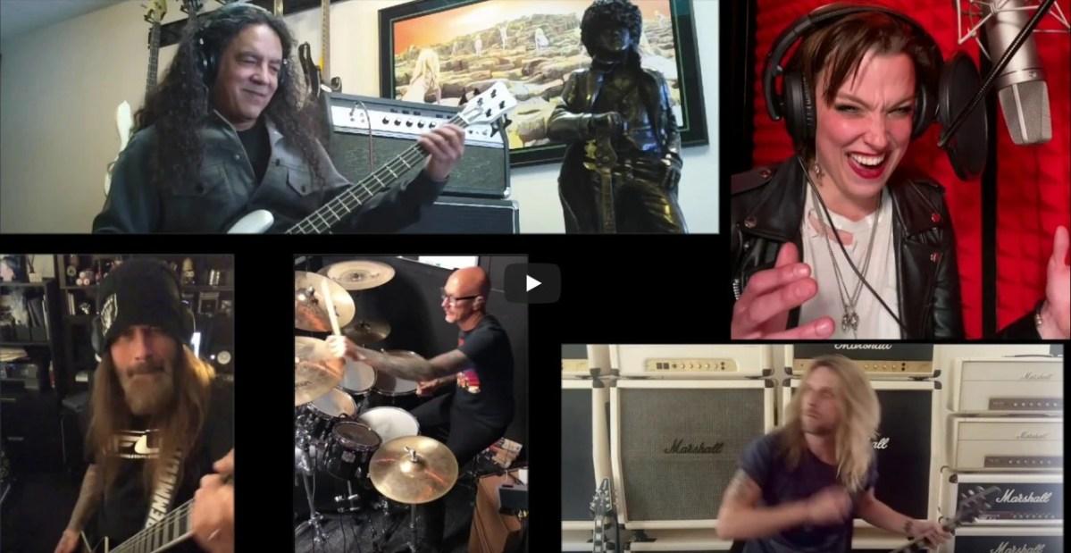 Halestorm, Judas Priest, Alice In Chains, Vio-lence ensemble pour une reprise de Thin Lizzy