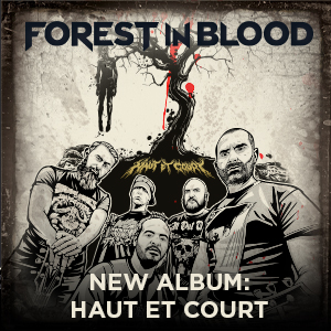 FOREST IN BLOOD nouvel album !