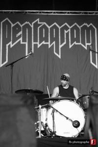 Pentagram 01 @ Hellfest (Clisson) - 18 juin 2017