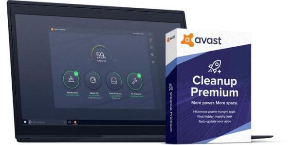Avast ClenUp Premium 1 Antivirusni programi