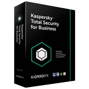 Kasperksy Total Security for Business